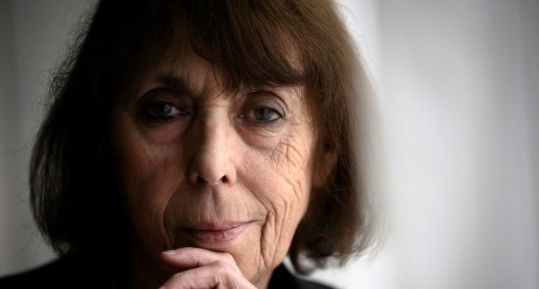 Florence Schulmann được sinh ra trong trại tập trung của Đức Quốc xã Bergen-Belsen năm 1945. Ảnh: AFP