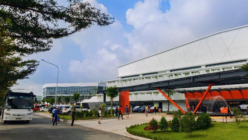 VNG Campus.