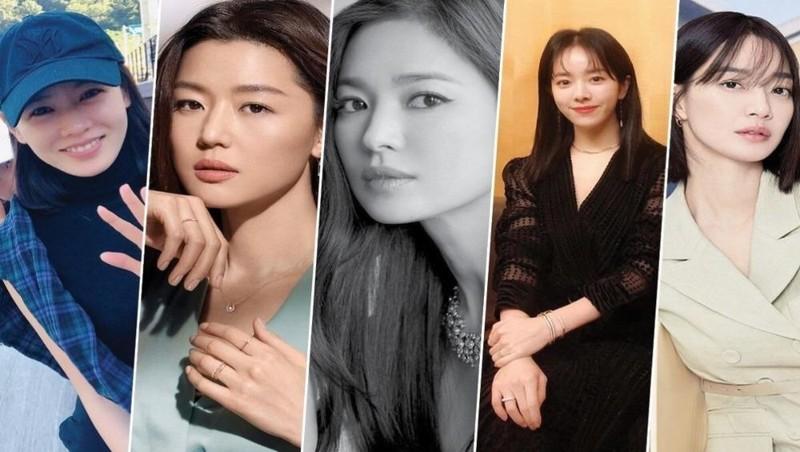 Kim Tea-hee, Son Ye-jin, Song Hye-kyo… - 8 mỹ nhân khiến phim ảnh Hàn quốc thành công toàn cầu