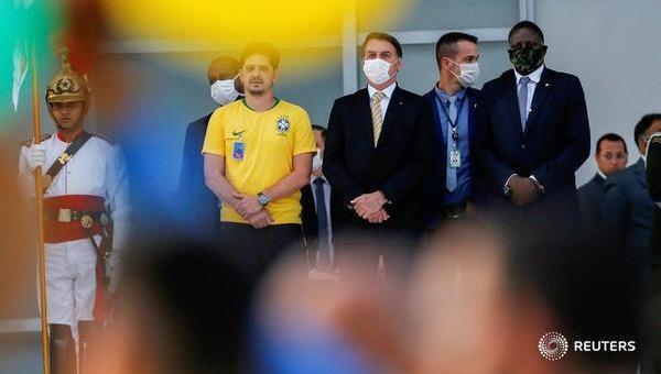 Số người nhiễm COVID-19 ở Brazil đứng thứ 4 thế giới.