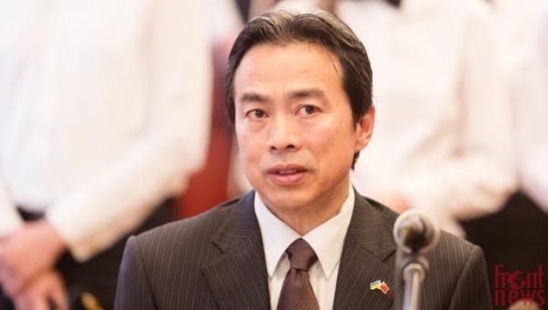 Đại sứ Trung Quốc tại Israel bị chết ở ngoại ô Tel Aviv