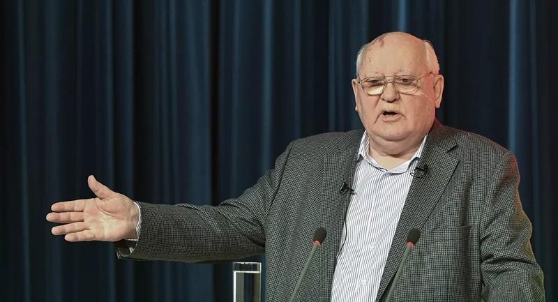 Cựu lãnh đạo Liên Xô Mikhail Gorbachev. Ảnh: Sputnik