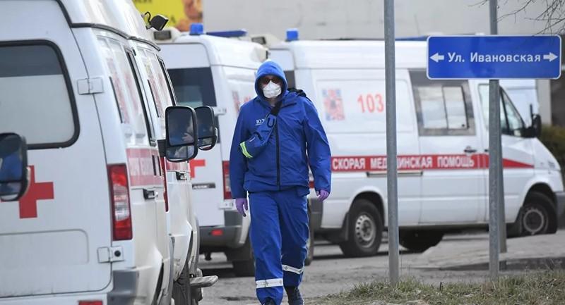 Nga có thêm 9.709 nhiễm mới COVID-19 trong 24 giờ