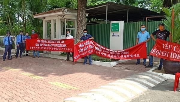 Công ty Đất xanh Đông Nam Bộ cùng nhiều khách hàng kêu cứu khẩn cấp