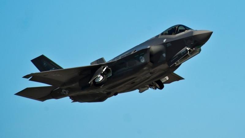 Chiến đấu cơ F-35A Lightning II. Ảnh: US Air Force