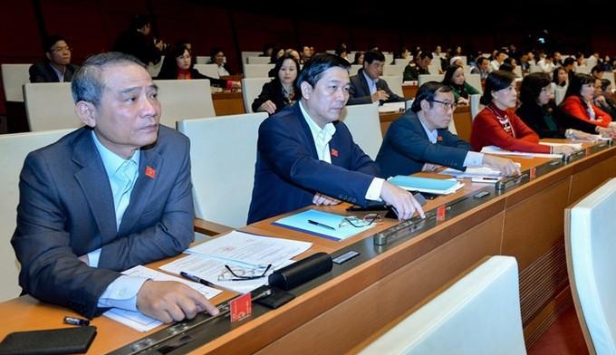 Hôm nay khai mạc kỳ họp thứ 9 Quốc hội khóa XIV