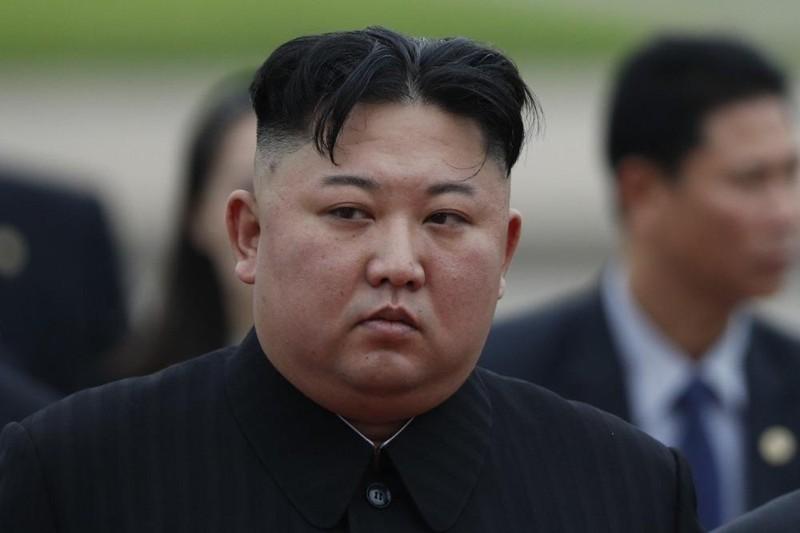 Nhà lãnh đạo Triều Tiên Kim Jong-un. Ảnh: EPA