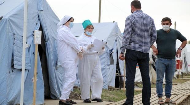 COVID-19 ngày 21/5: Gần 5 triệu người nhiễm, xuất hiện kỷ lục mới về số ca nhiễm trong ngày, báo động dịch còn phức tạp