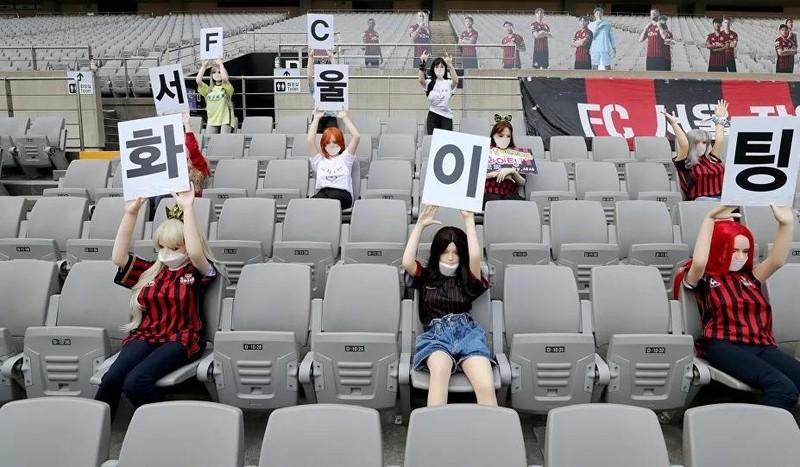 Seoul FC bị phạt vì scandal búp bê tình dục