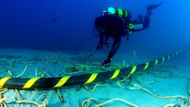Thêm một tuyến cáp quang biển nữa gặp sự cố