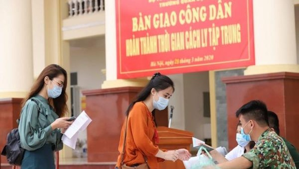 39 ngày Việt Nam không có ca mắc mới COVID-19 trong cộng đồng