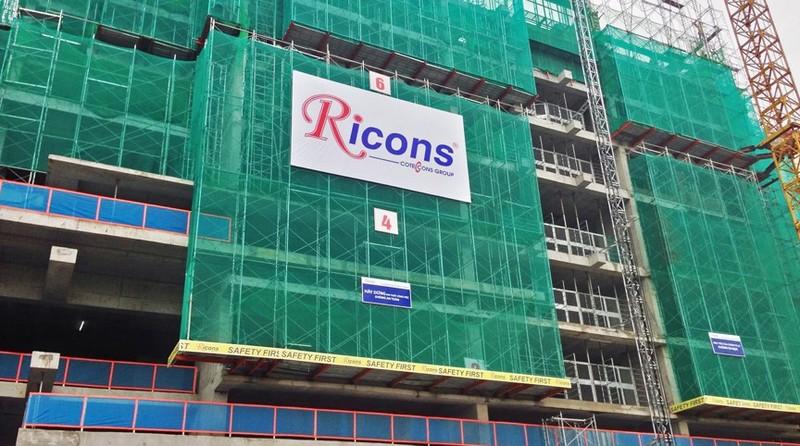 Ricons quảng bá là thành viên của Coteccons Group.