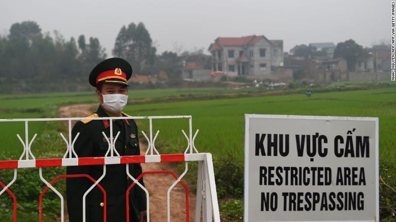CNN ca ngợi cách Việt Nam chống Covid-19