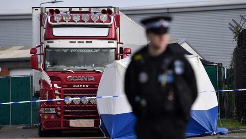 Vụ 39 thi thể người Việt trong container: Pháp buộc tội 13 đối tượng buôn người
