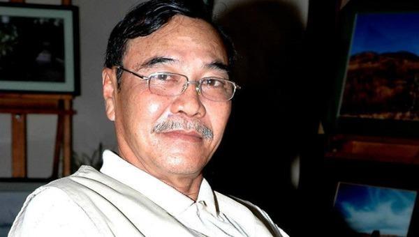 Nhạc sĩ Trần Quang Lộc. Ảnh: Facebook.