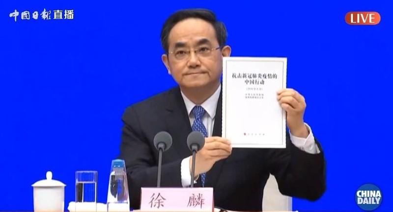 Có gì trong Sách trắng COVID-19 Trung Quốc vừa công bố?