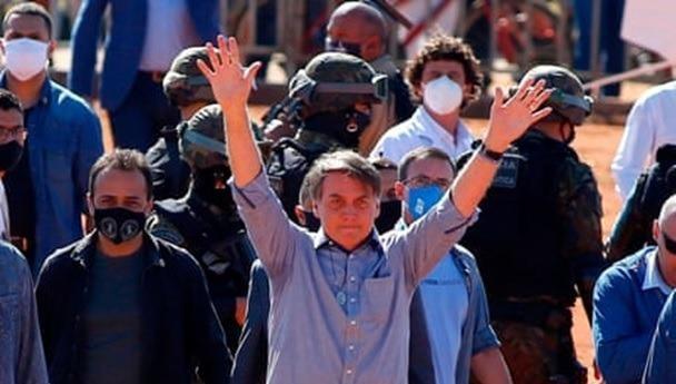 Động thái chống dịch mới nhất của Brazil có một không hai trên thế giới