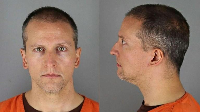 Cựu sĩ quan cảnh sát Derek Chauvin.