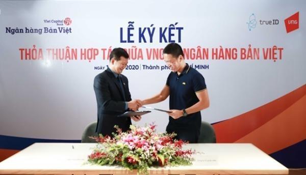 VNG cung cấp giải pháp xác thực khách hàng điện tử cho Ngân hàng Bản Việt