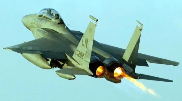 Máy bay chiến đấu Mỹ bị rơi ngoài khơi bờ biển Anh