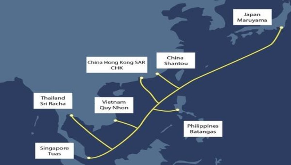 Viettel triển khai tuyến cáp quang biển có dung lượng băng thông lớn nhất Việt Nam.