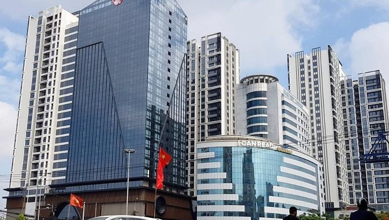 Mục sở thị hệ thống phòng cháy chữa cháy tại dự án nghìn tỷ Hinode City 201 Minh Khai
