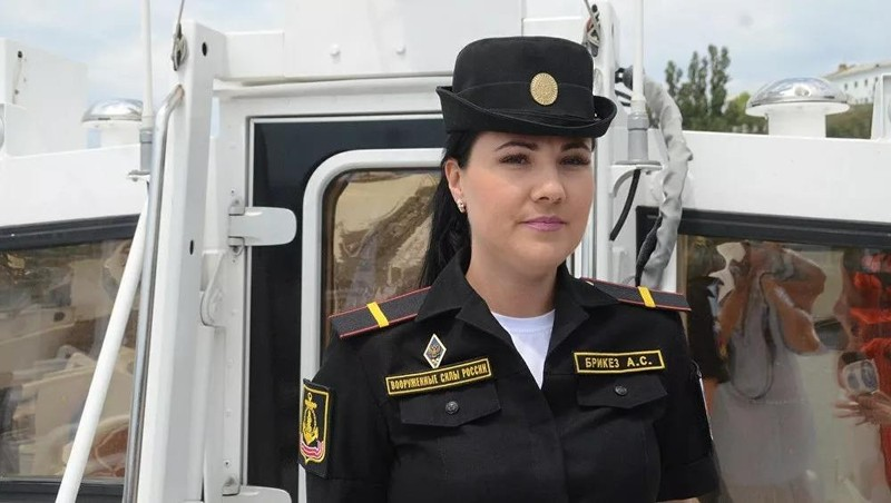 Hình ảnh 'vũ khí bí mật' của Hải quân Nga