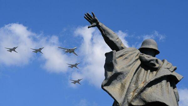 Mãn nhãn màn trình diễn của không quân Nga tại Lễ duyệt binh mừng Chiến thắng