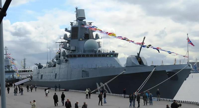 Hải quân Nga sắp có tàu khu trục mới mang vũ khí khiến tên lửa Tomahawk của Mỹ chào thua