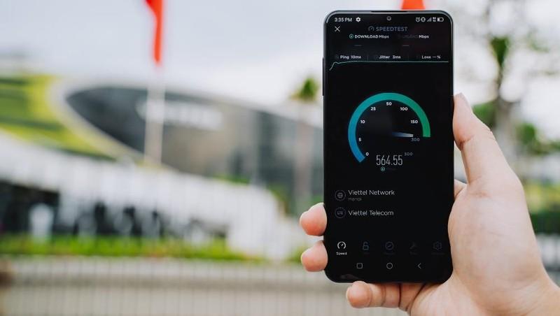 Việt Nam đã sản xuất thành công điện thoại 5G