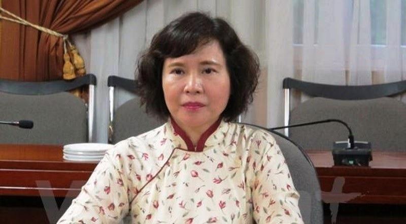 Bà Hồ Thị Kim Thoa hiện đang bị truy nã.