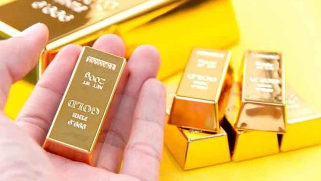 Giá vàng hôm nay 14/7 sẽ lập đỉnh mới?