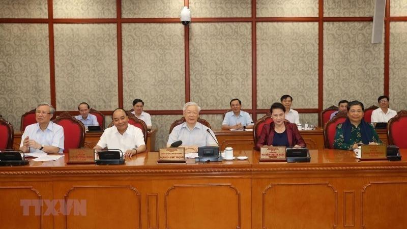 Bộ Chính trị lần đầu ban hành Nghị quyết về phát triển Thanh Hóa