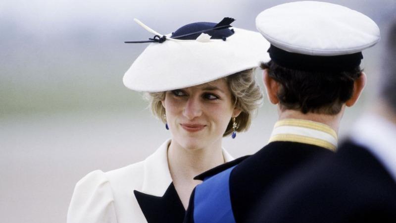 Cố công nương Diana.