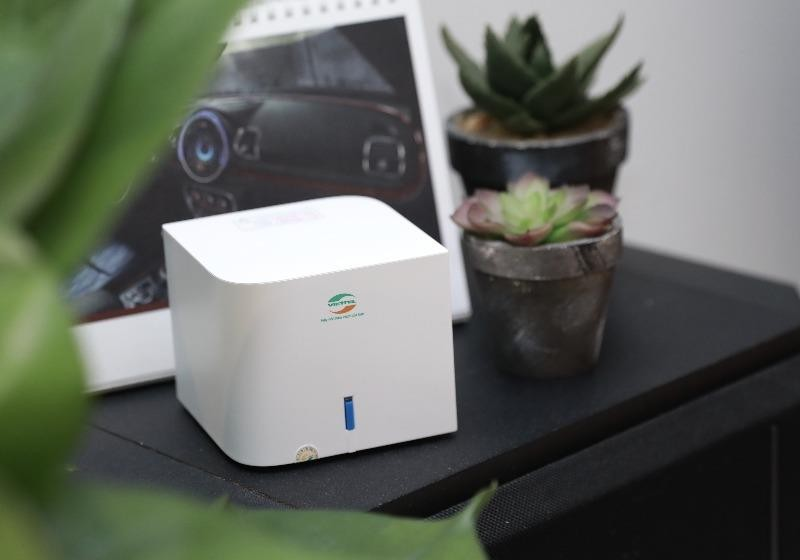 Sóng wifi có thể vào tận ngóc ngách căn nhà không cần các thiết bị kích sóng