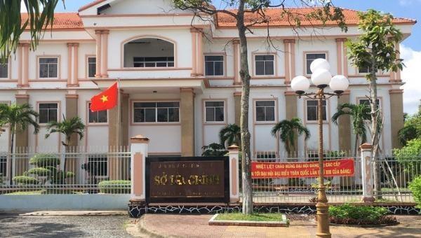 Sở Tài chính tỉnh Bạc Liêu, nơi ông Quang làm Phó Giám đốc.
