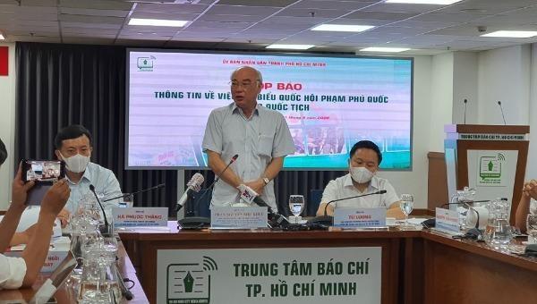 Thành ủy TP.HCM: Hiện tượng Phạm Phú Quốc là bài học trong công tác quản lý cán bộ
