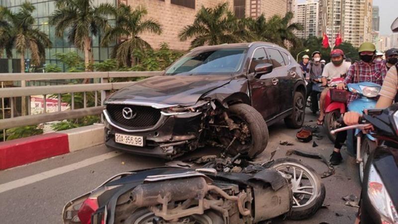 16 người tử vong vì tai nạn giao thông ngày nghỉ 2/9
