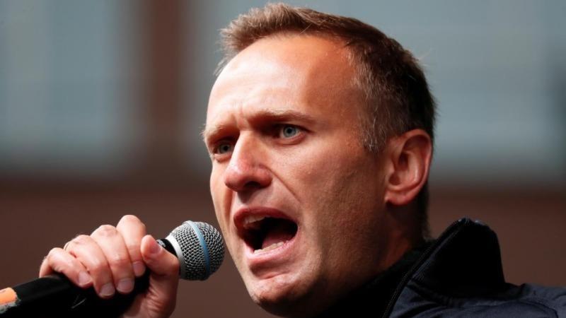 Ảnh:  Thủ lĩnh phe đối lập Nga Alexei Navalny. Ảnh: Reuters