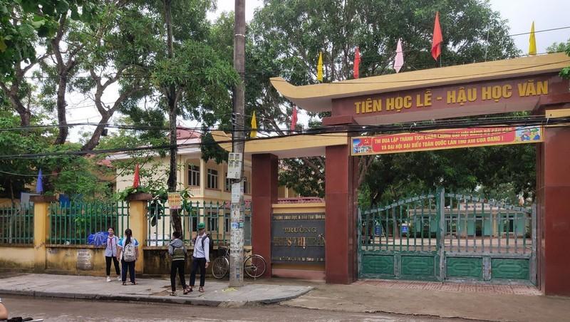 Thủ phạm hiếp dâm nữ sinh lớp 9 tới có thai ở Thanh Hóa có thể bị tù tới 10 năm