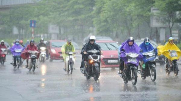 Thời tiết cả nước ngày 27/9: Mưa rào và dông nhiều nơi, đề phòng lũ quét