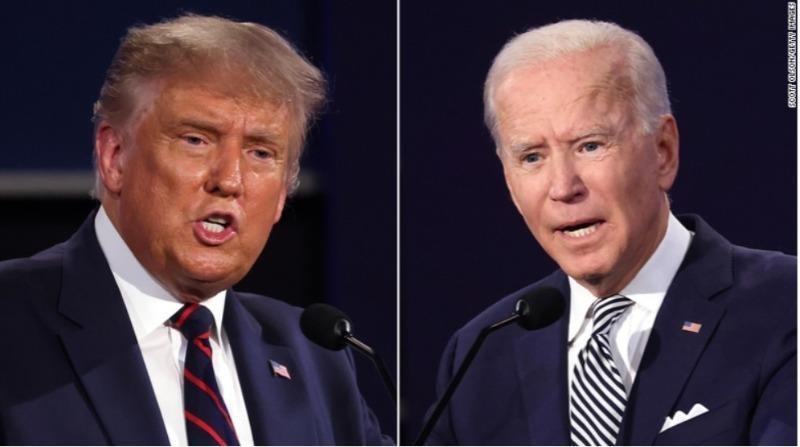 Một giờ nữa, các ông Trump và Biden sẽ tranh luận trực tiếp phiên cuối