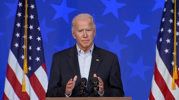 Kết quả bầu cử Tổng thống Mỹ: CNN công bố Joe Biden đắc cử Tổng thống