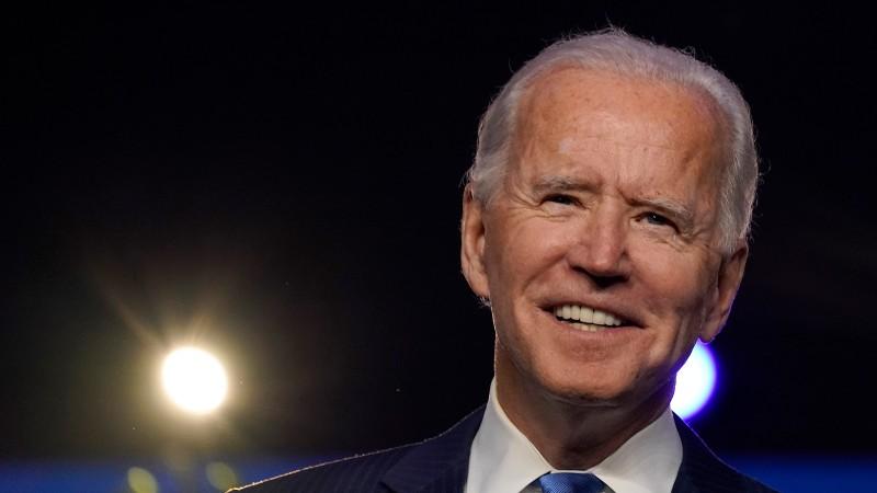 Ông Joe Biden chiến thắng trong cuộc bầu cử tổng thống Mỹ thứ 46.