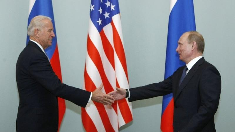 Phản ứng của Nga trước việc ông Biden đắc cử