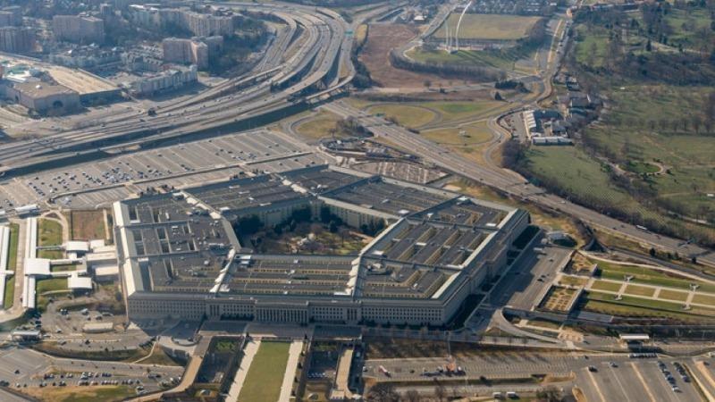 Lầu Năm Góc - trụ sở Bộ Quốc phòng Mỹ.