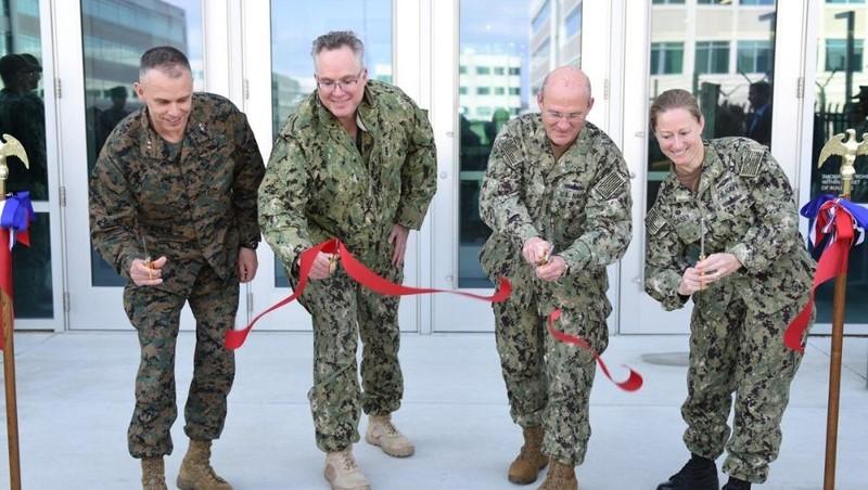 Mỹ kích hoạt Bộ Tư lệnh Không gian của Lực lượng Thủy quân lục chiến