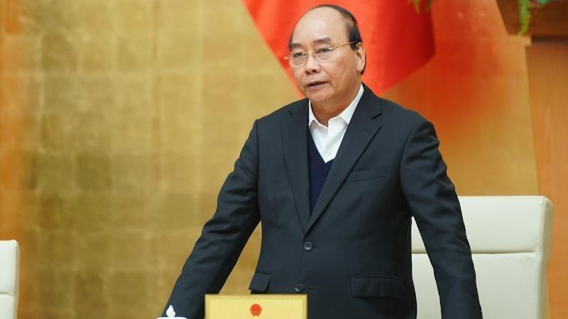 Thủ tướng yêu cầu làm rõ trách nhiệm về trường hợp lây nhiễm COVID-19 từ cơ sở cách ly. Ảnh VGP/Quang Hiếu