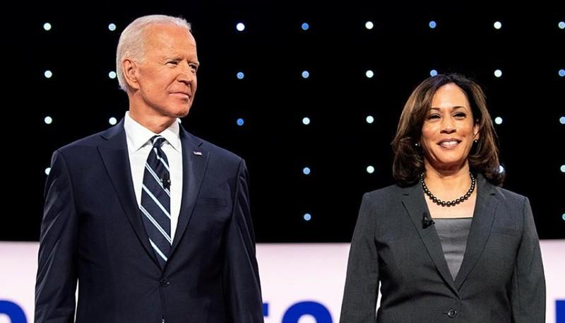 Ông Joe Biden và bà Kamala Harris được bình chọn là 'Nhân vật của năm'