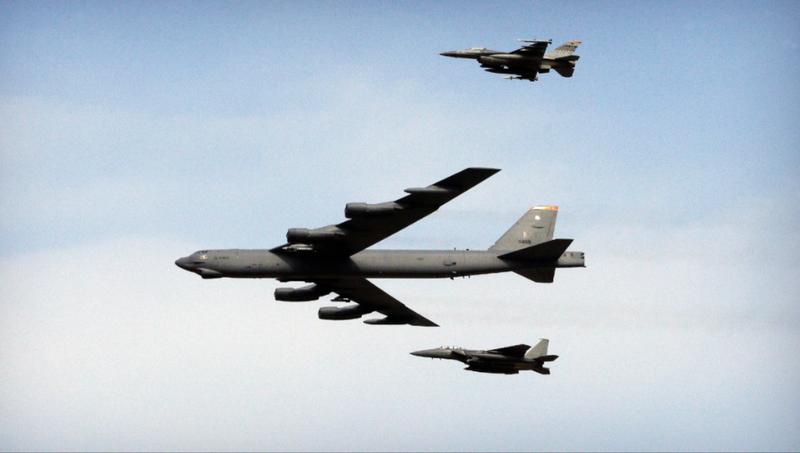 Quân đội Mỹ ở Trung Đông được đặt trong tình trạng sẵn sàng chiến đấu